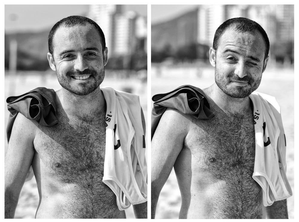Leandro pour portrait
