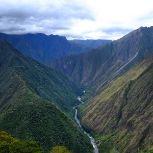 Day 97 – Peru – Inca Trail – Third day on the Inca trail… an amazing journey in the middle or gorgeous valleys.