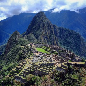 Day 98 – Peru – Inca Trail – Fourth day on the Inca trail… we discover the famous and breath-taking Machu Picchu.