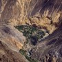 Day 101 – Peru – Colca Canyon – Trek down the canyon to reach this beautiful Oasis.
