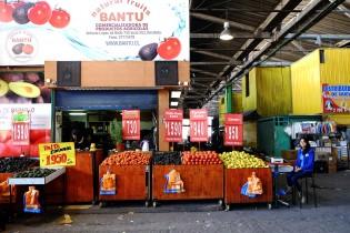 Alvaro's favorite spot is the Mercado central de la Vega, vary famous for its fruits.