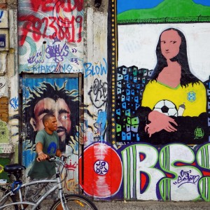 Day 109 – Brazil – Rio de Janeiro – Vibrate at the rhythm of street art in the center of Lapa.