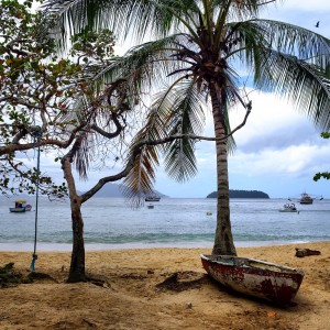 Day 111 – Brazil – Ilha Grande – Hike around the island and run into such beautiful landscapes.