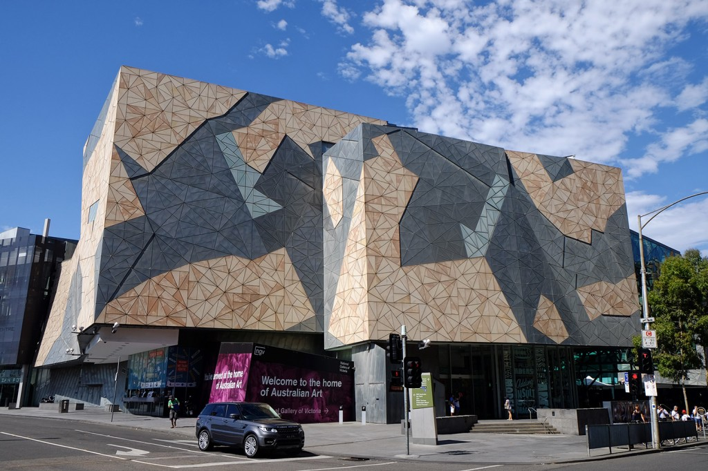 Steve's favorite spot in the city is the ACMI (Australian Center for Moving Image).