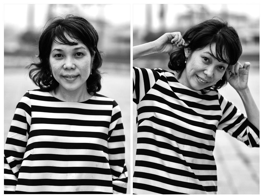 Tung pour portrait