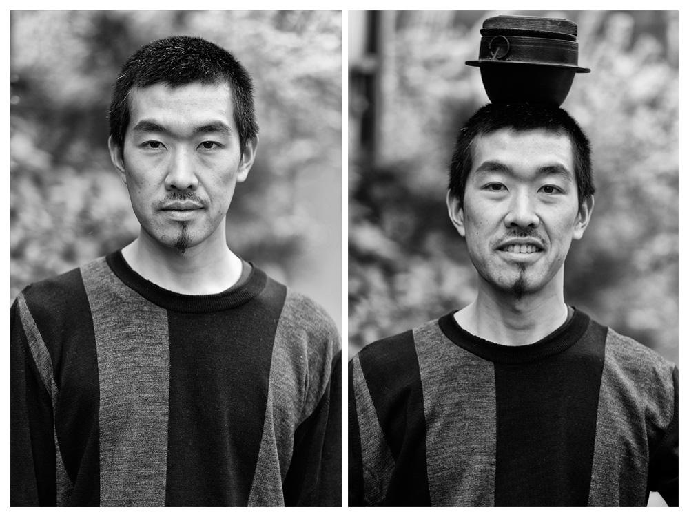 Yohei pour portrait