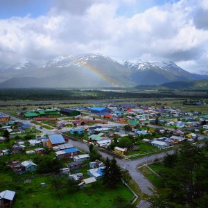 Day 164 – Chile – Carretera Austral – Villa O Higgins is the last town on the Carrera austral… A town with an end of the world atmosphere.