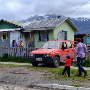 Day 165 – Chile – Carretera Austral – Villa O Higgins is home to barely more than 500 people… preserving its authentic Patagonian culture.