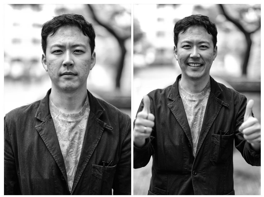 JunHo pour portrait